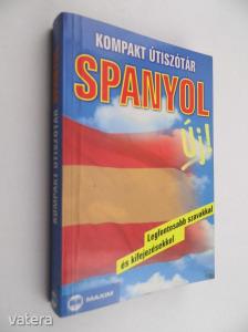 Spanyol kompakt útiszótár / A legfontosabb szavakkal és kifejezésekkel (*213)