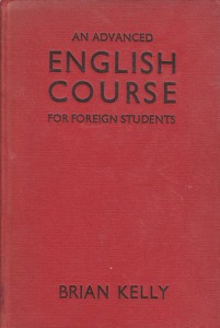 Brian Kelly: English course for foreign students