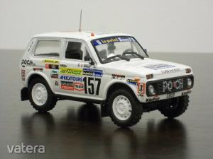 Lada Niva Rallye 1/43