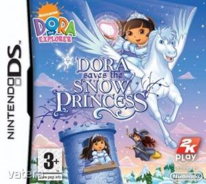 Nintendo DS Játék Dora saves the Snow Princess