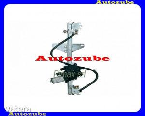 PEUGEOT  307  2001.03-2005.05  Ablakemelő  szerkezet  elektromos  jobb  hátsó,  motorral    5  aj...