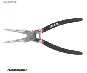 YATO 2146 Seeger gyűrű fogó belső egyenes 200mm YT-2146
