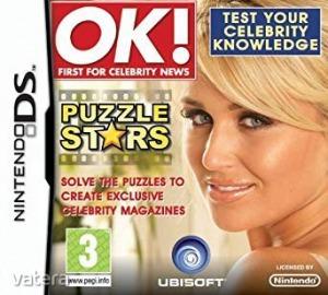 Nintendo DS Játék OK - Puzzle Stars