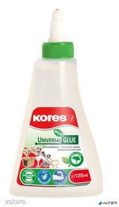 Univerzális ragasztó, 125 ml, KORES, 'Eco'