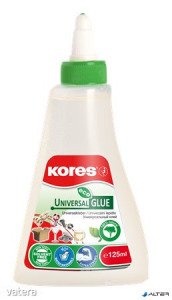 """Univerzális ragasztó, 125 ml, KORES, """"Eco"""""""