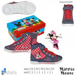 Minnie egeres magasszárú cipő ( 27,28, 29, 30, 31, 32, 34)