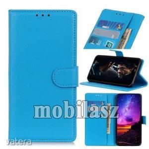 Vodafone Smart V10, WALLET notesz mobiltok, Kék