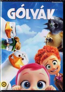 Gólyák (2016) DVD ÚJ! egész estés animációs film