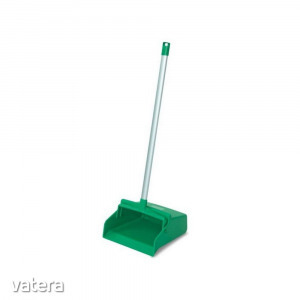 Aricasa műanyag billenős szemetes lapát zöld