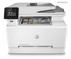 HP COLOR LASERJET PRO MFP M282NW ADF Termékkód: 7KW72A - 127576 Ft Kép
