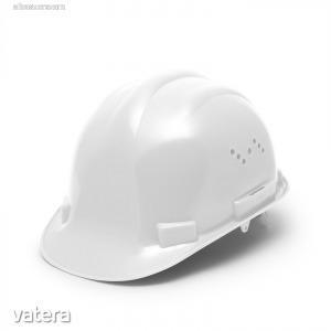 Munkavédelmi sisak fehér (10372WH)