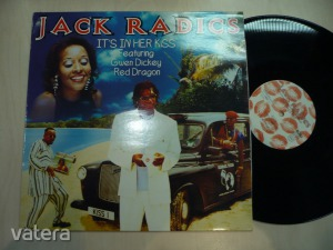 Jack Radics Featuring Gwen Dickey & Red Dragon - Its In Her Kiss