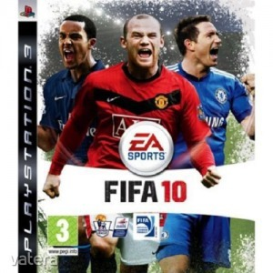 PS3  Játék Fifa 10