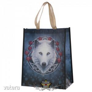 Wolf - Őrző Farkas - Lisa Parker. táska, bevásárló táska