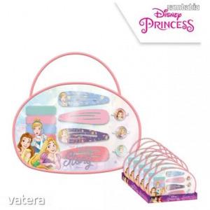 Disney Hercegnők haj kiegészítő + neszeszer táska