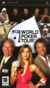 PSP Játék World Poker Tour